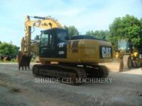CATERPILLAR KETTEN-HYDRAULIKBAGGER 320D2 equipment  photo 7