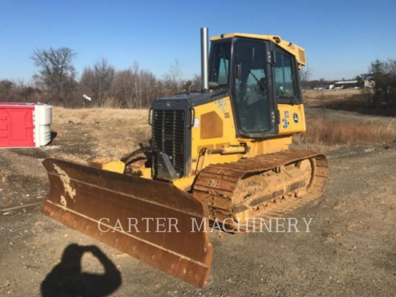 DEERE & CO. STABILISIERER/RECYCLER DER 650J equipment  photo 1