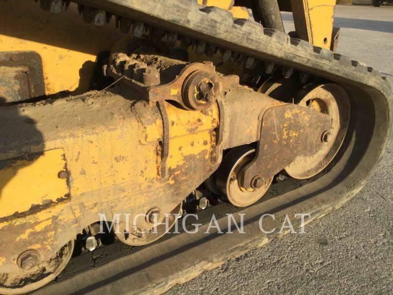 CATERPILLAR CARGADORES MULTITERRENO 289C equipment  photo 21