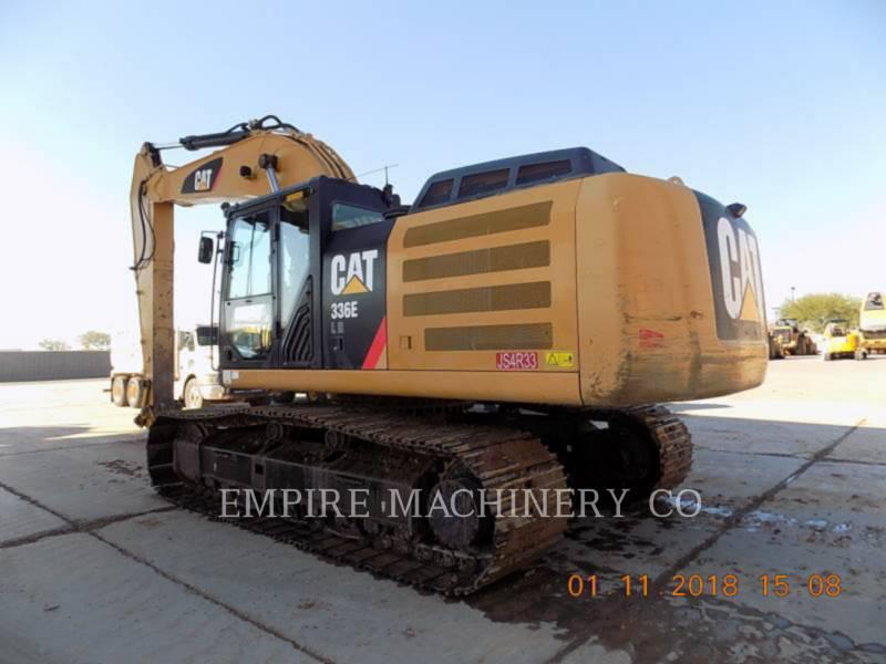 CATERPILLAR ESCAVADEIRAS 336EL HYB equipment  photo 3