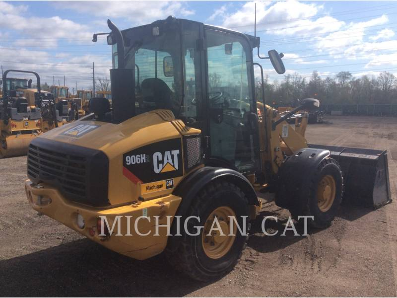 CATERPILLAR CARGADORES DE RUEDAS 906H2 C equipment  photo 3