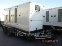 Equipment photo CATERPILLAR XQ230 PORTABLE GENERATOR SETS 1