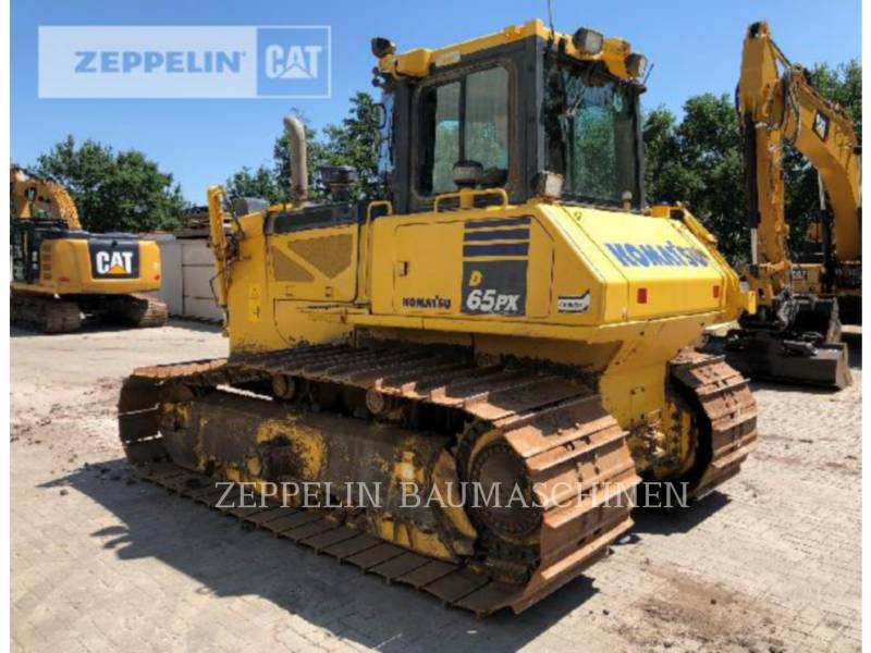 KOMATSU LTD. KETTENDOZER D65PX-17 equipment  photo 5