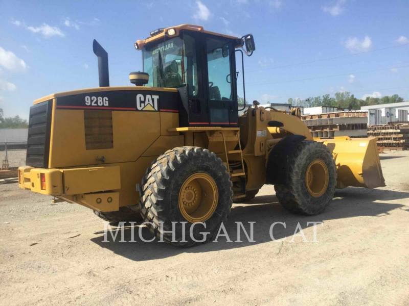 CATERPILLAR WHEEL LOADERS/INTEGRATED TOOLCARRIERS 928G equipment  photo 3