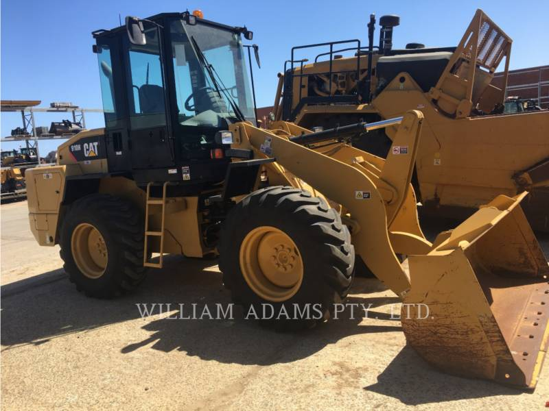 CATERPILLAR CARGADORES DE RUEDAS 910 equipment  photo 1