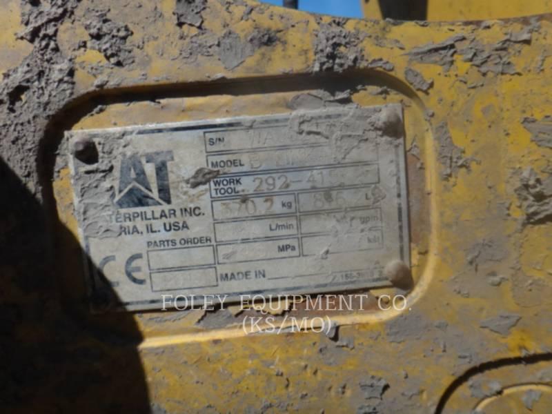 Caterpillar EXCAVATOARE PE ŞENILE 321DLCR equipment  photo 15