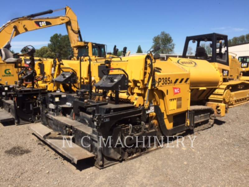 CATERPILLAR PAVIMENTADORA DE ASFALTO P385A equipment  photo 2