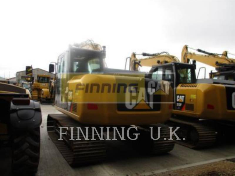 CATERPILLAR TRACK EXCAVATORS 313FLGCDC1 equipment  photo 4