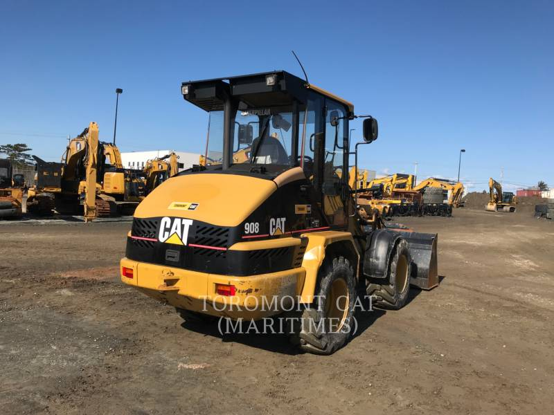 CATERPILLAR CARGADORES DE RUEDAS 908 equipment  photo 2