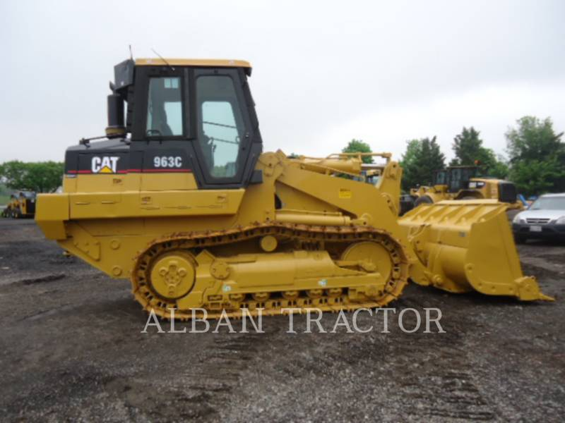 CATERPILLAR TRACK LOADERS 963C CAC equipment  photo 7
