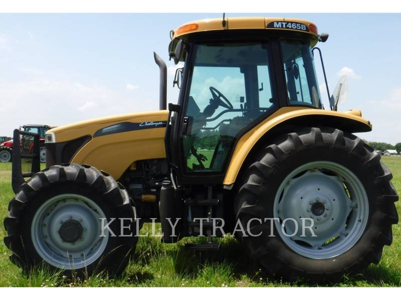 CHALLENGER TRACTEURS AGRICOLES MT465B equipment  photo 3