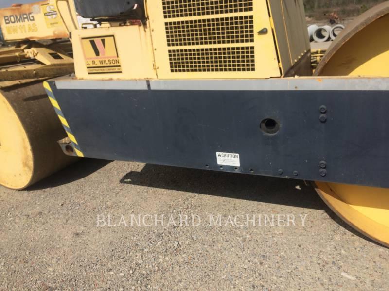 BOMAG VIBRATORY SINGLE DRUM SMOOTH BW11AS equipment  photo 6