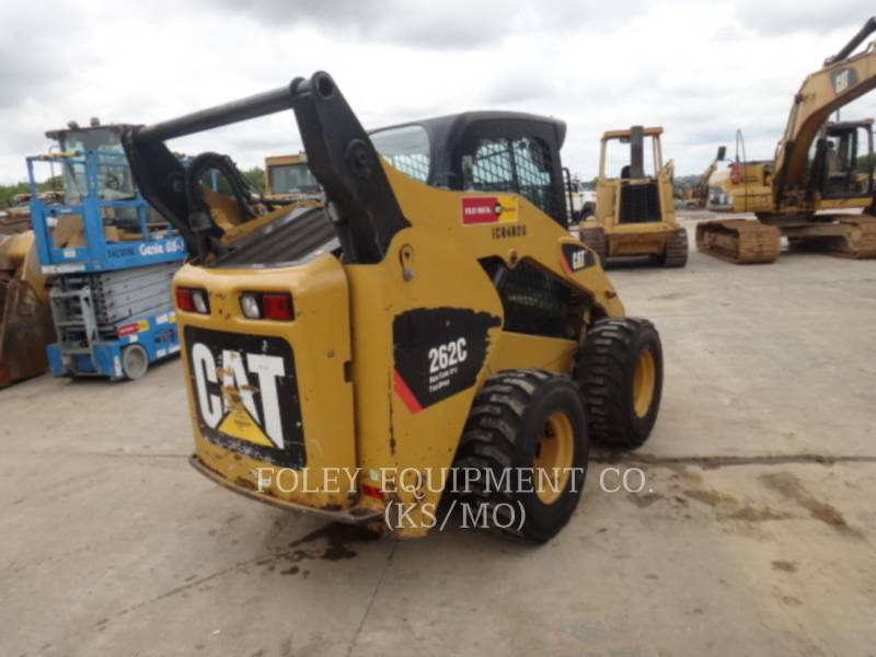 CATERPILLAR SKID STEER LOADERS 262CXPS2CA equipment  photo 4
