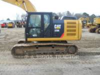 CATERPILLAR KOPARKI GĄSIENICOWE 320E 12 equipment  photo 7