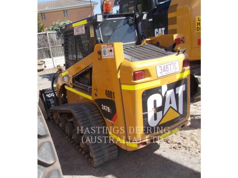 CATERPILLAR DELTALADER 247B3LRC equipment  photo 5