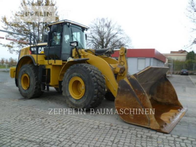 CATERPILLAR RADLADER/INDUSTRIE-RADLADER 966KXE equipment  photo 2