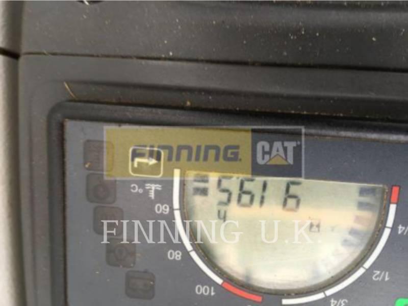 CATERPILLAR KETTEN-HYDRAULIKBAGGER 302.7DCR equipment  photo 3