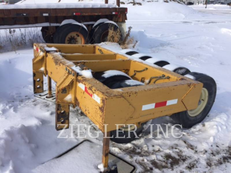 MISCELLANEOUS MFGRS COMPACTORS ROLLER equipment  photo 1