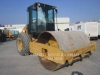 CATERPILLAR VIBRATORY SINGLE DRUM SMOOTH CS 533 E equipment  photo 7
