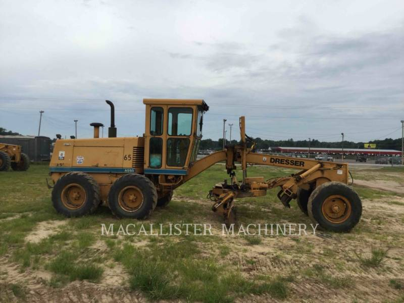 DRESSER MOTOR GRADERS A550 equipment  photo 21
