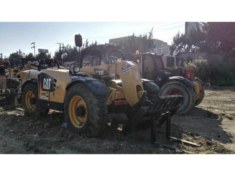 CATERPILLAR CHARGEUR À BRAS TÉLESCOPIQUE TH406 equipment  photo 9