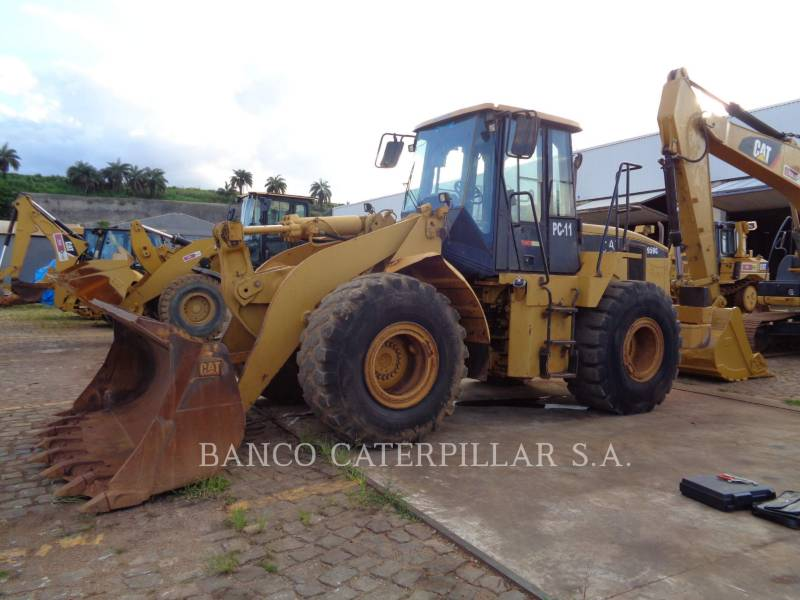 CATERPILLAR WHEEL LOADERS/INTEGRATED TOOLCARRIERS 950GII equipment  photo 8