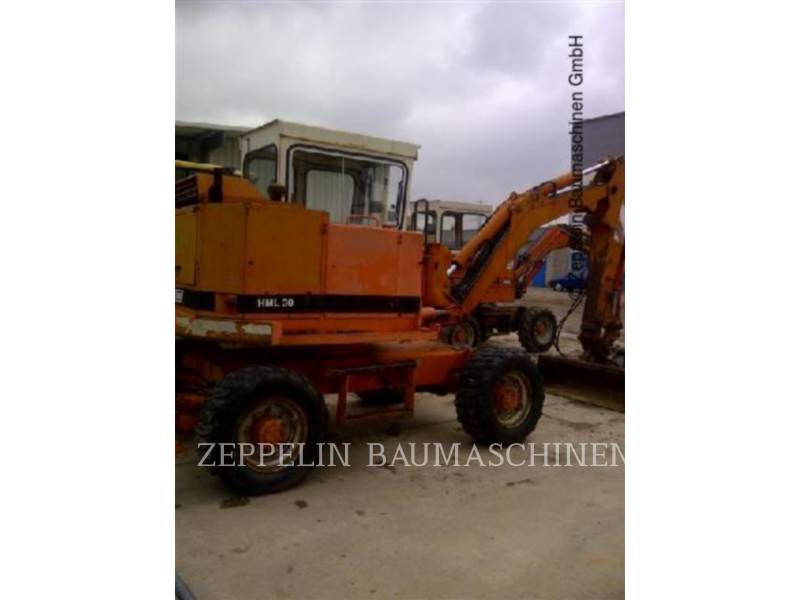 SCHAEFF GROUP, INC. EXCAVADORAS DE RUEDAS HML30E equipment  photo 4
