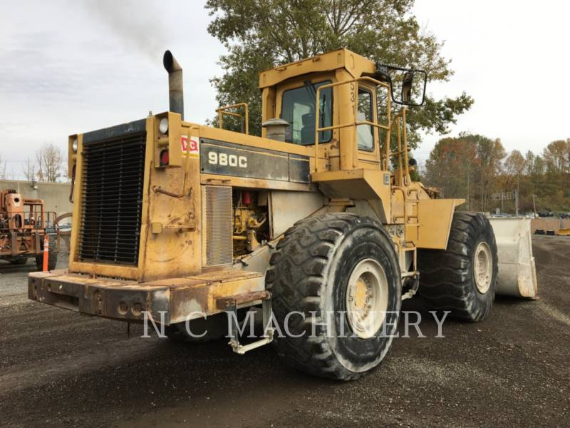 CATERPILLAR WHEEL LOADERS/INTEGRATED TOOLCARRIERS 980C equipment  photo 5