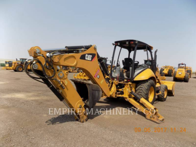 CATERPILLAR RETROESCAVADEIRAS 420F 4EO P equipment  photo 2