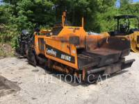 LEE-BOY ASPHALT PAVERS 8616B equipment  photo 3