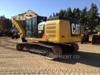 CATERPILLAR トラック油圧ショベル 326FL equipment  photo 3