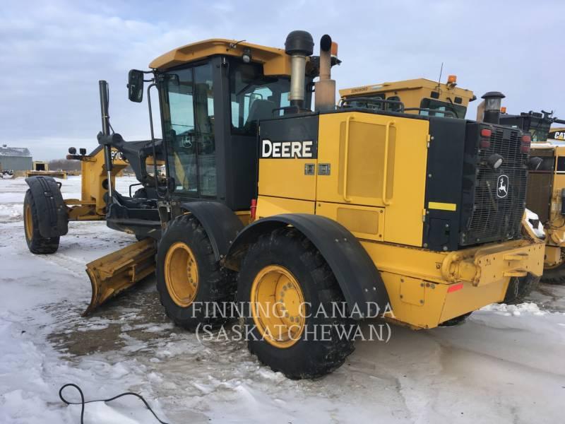 JOHN DEERE NIVELEUSES 870G equipment  photo 1
