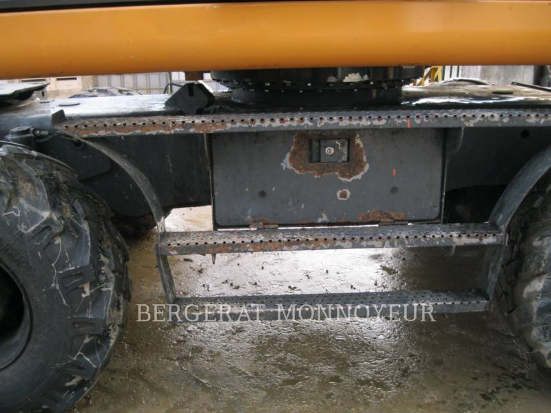 CASE MOBILBAGGER WX148 equipment  photo 23