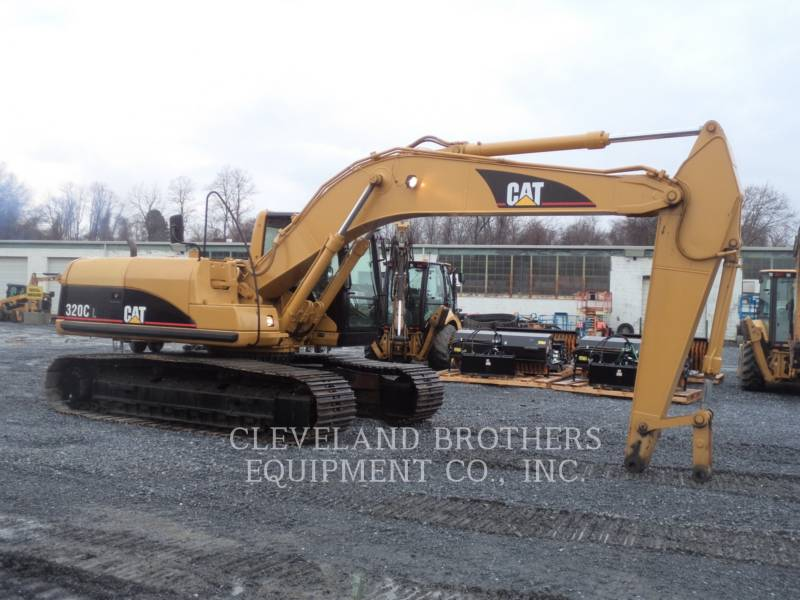 CATERPILLAR EXCAVADORAS DE CADENAS 320CL equipment  photo 2