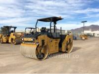CATERPILLAR COMPACTEURS TANDEMS VIBRANTS CB10 equipment  photo 3