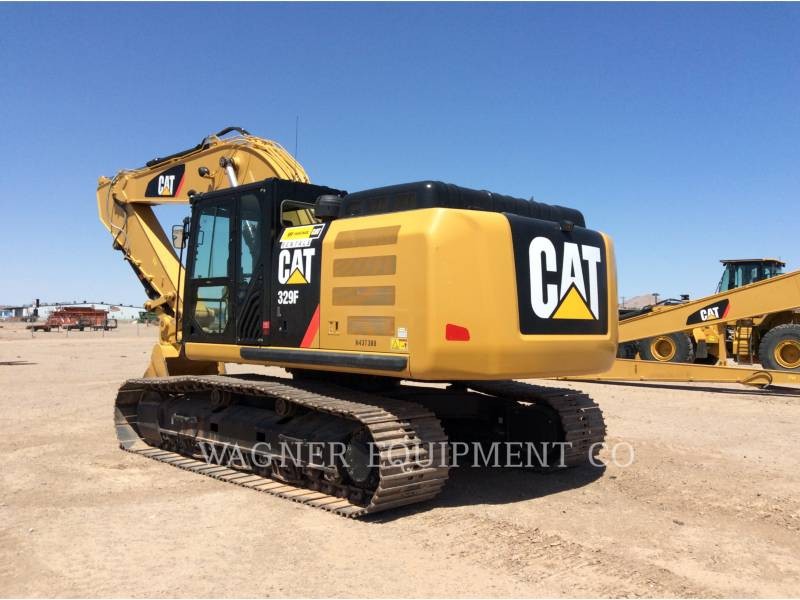 Caterpillar EXCAVATOARE PE ŞENILE 329FL equipment  photo 2