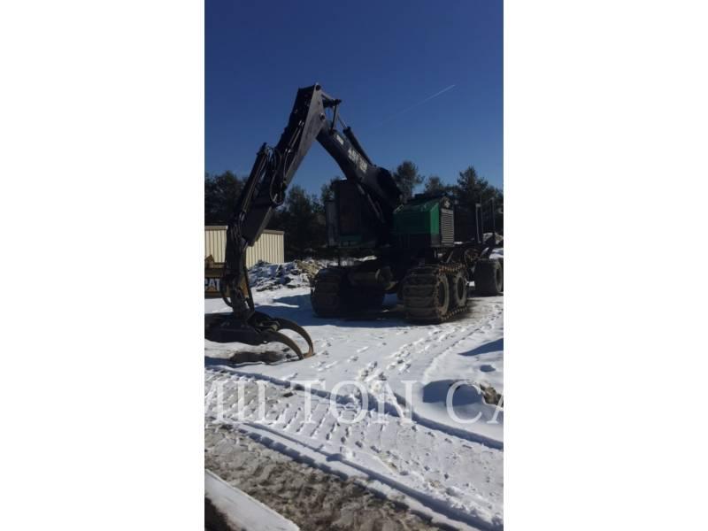 TIMBERPRO FORESTRY - FORWARDER TF830B equipment  photo 1