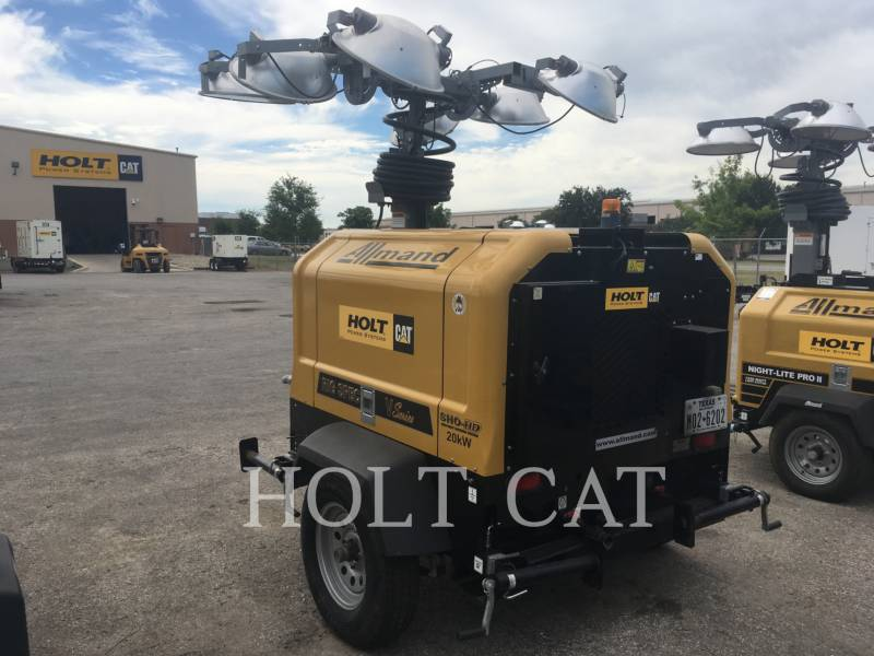 ALLMAND LIGHT TOWER 20KWLTRS equipment  photo 5