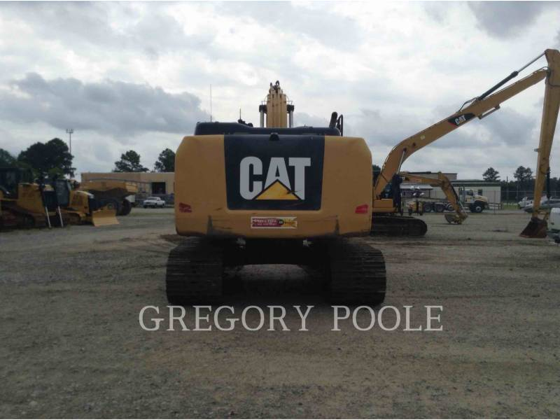 CATERPILLAR KETTEN-HYDRAULIKBAGGER 320E/HYD equipment  photo 6