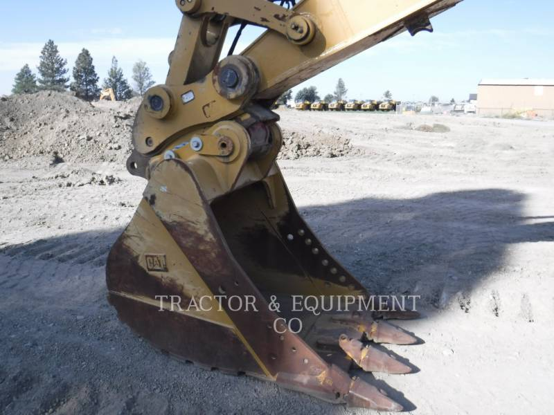 CATERPILLAR PELLES SUR CHAINES 349E L equipment  photo 7