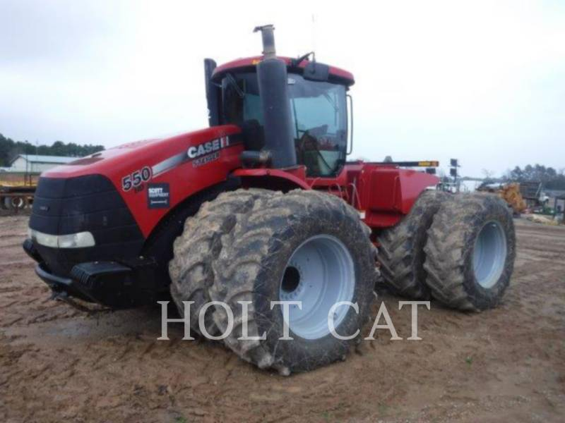 CASE AG TRACTORS STX550 equipment  photo 2