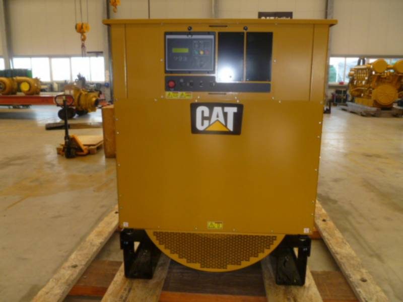 CATERPILLAR STATIONARY GENERATOR SETS 3516B HD equipment  photo 2
