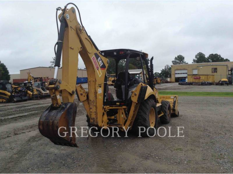 CATERPILLAR RETROESCAVADEIRAS 420F/4MT equipment  photo 2