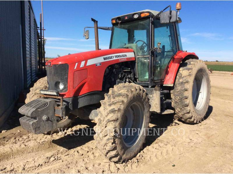 MASSEY FERGUSON AG TRACTORS 5465 equipment  photo 1