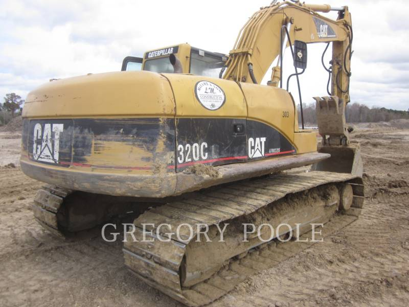CATERPILLAR TRACK EXCAVATORS 320CL equipment  photo 6