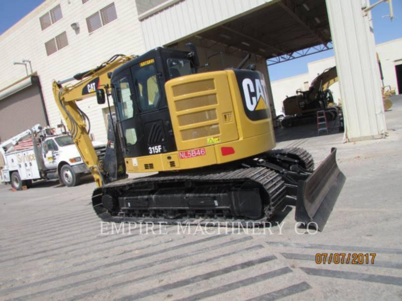 CATERPILLAR RUPSGRAAFMACHINES 315FLCR equipment  photo 2