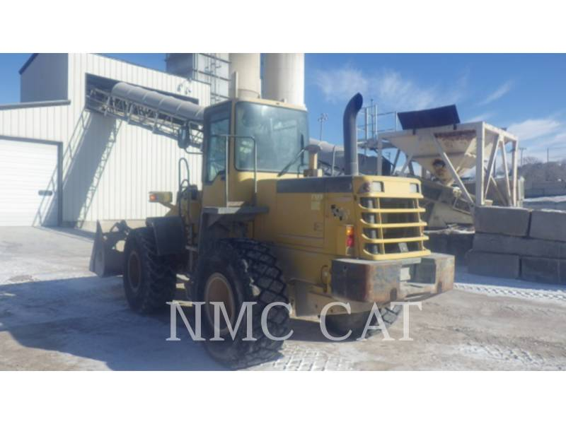 KOMATSU WHEEL LOADERS/INTEGRATED TOOLCARRIERS WA250_KM equipment  photo 2