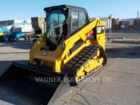 CATERPILLAR SKID STEER LOADERS 279D equipment  photo 1