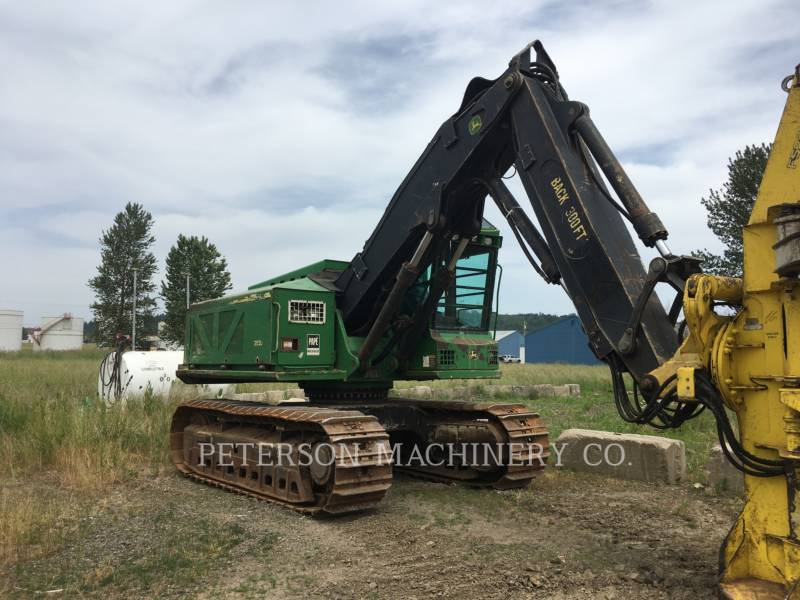 DEERE & CO. FORESTRY - FELLER BUNCHERS 953J equipment  photo 2