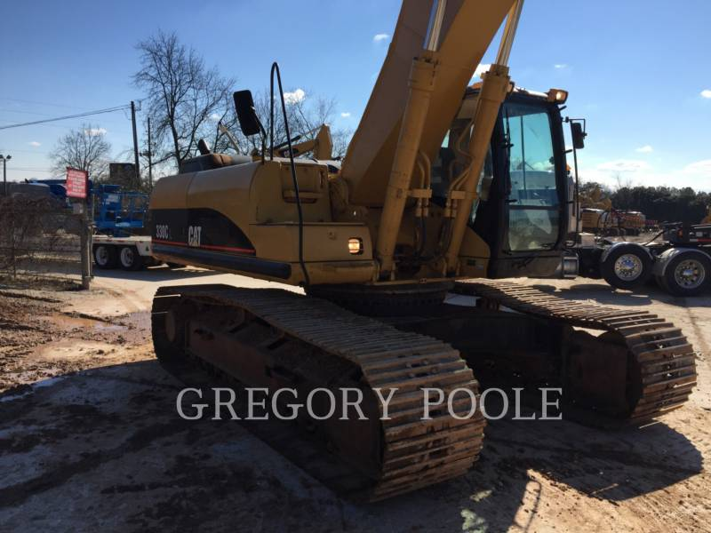 CATERPILLAR TRACK EXCAVATORS 330C L equipment  photo 4